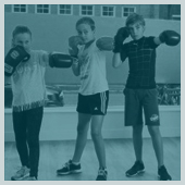 Super Hero Kids Kickboxing